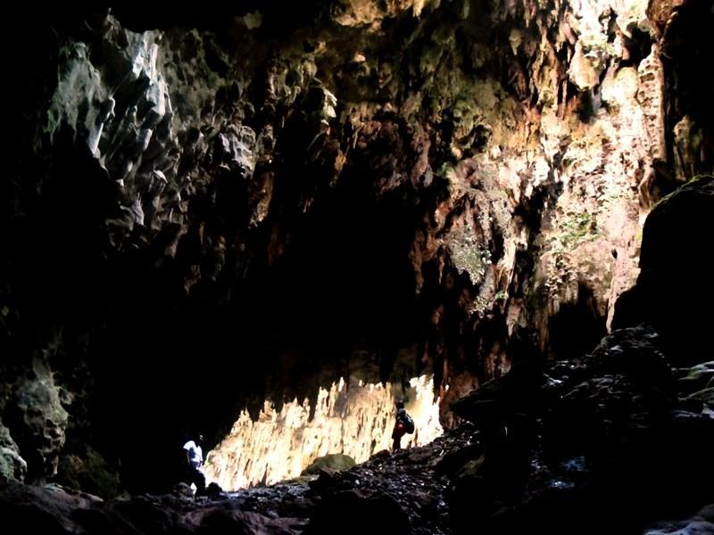 科學家在菲律賓呂宋島的卡洛洞穴(圖)發現前所未知的新人種。(圖取自維基共享資源網頁;作者Ervin Malicdem,CC BY-SA 4