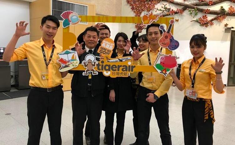 虎航將開航直飛台北到菲律賓巴拉望(圖/虎航臉書)