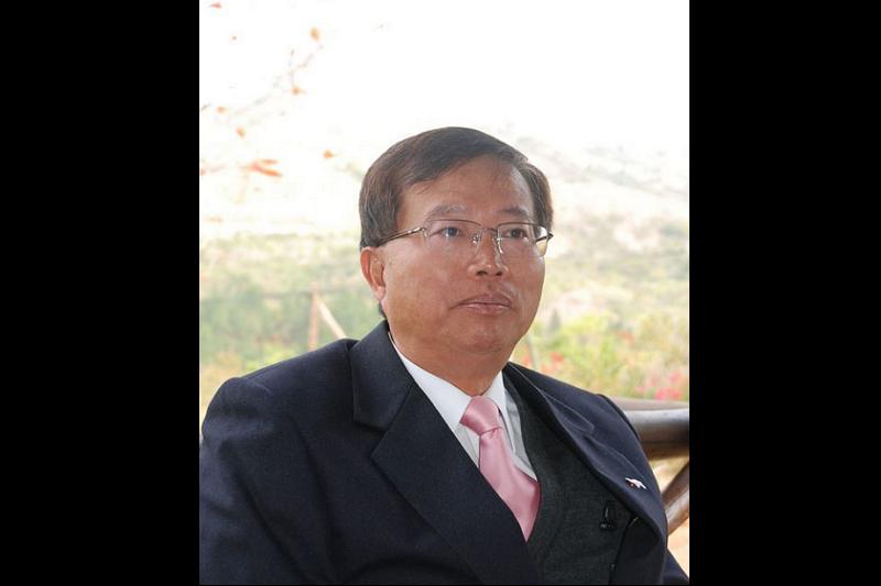 駐日副代表蔡明耀