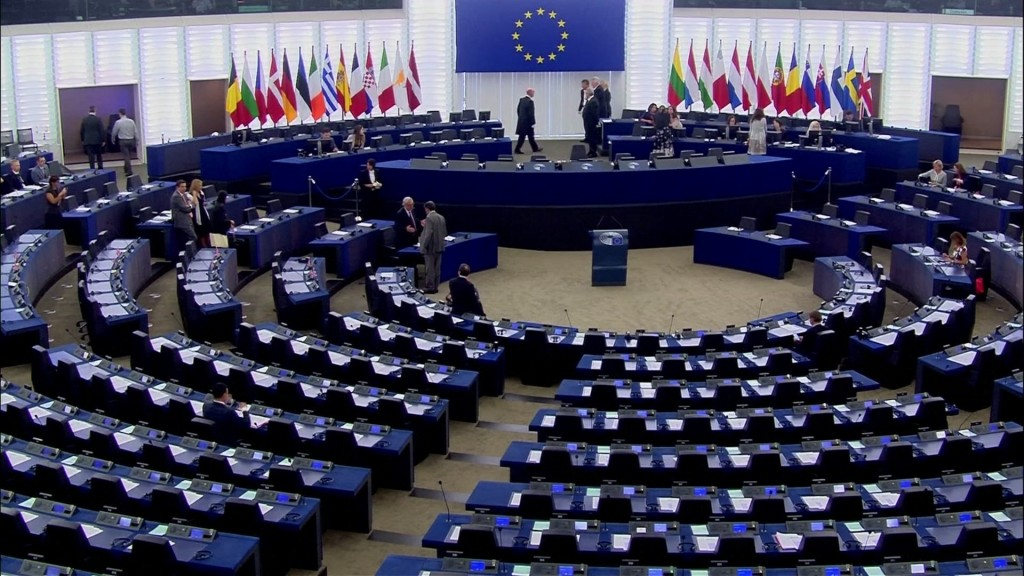 File photo: EU Parliament