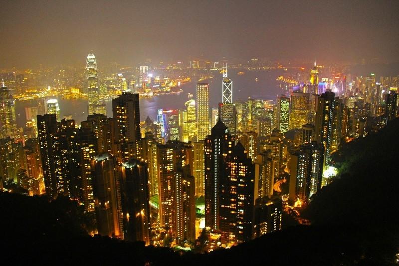 香港 (圖/pixabay)
