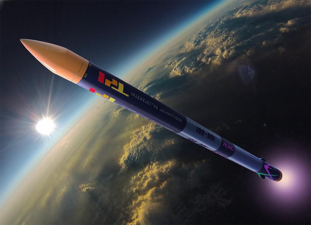 日本民間企業將發射小型火箭。(星際科技官網)