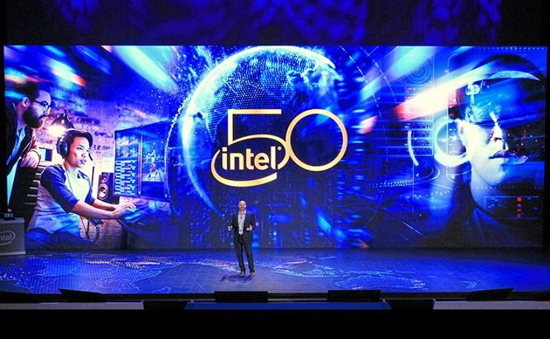 Intel representative to give a keynote speech at COMPUTEX Taipei 2019 (Photo/TAITRA)
