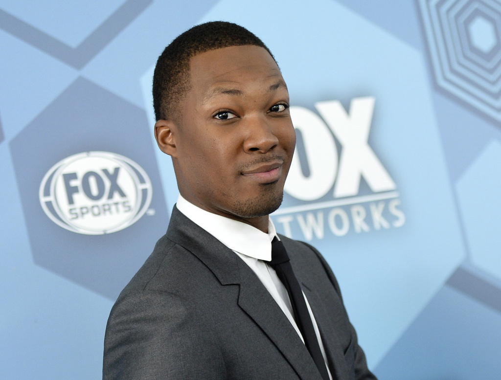 FILE - In this May 16, 2016 file photo, Corey Hawkins attends the FOX Networks 2016 Upfront Presentation Party  in New York. Hawkins, w...