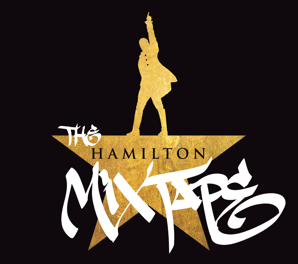 "This CD cover image released by Atlantic Records shows ""The Hamilton Mixtape."" (Atlantic Records via AP)"