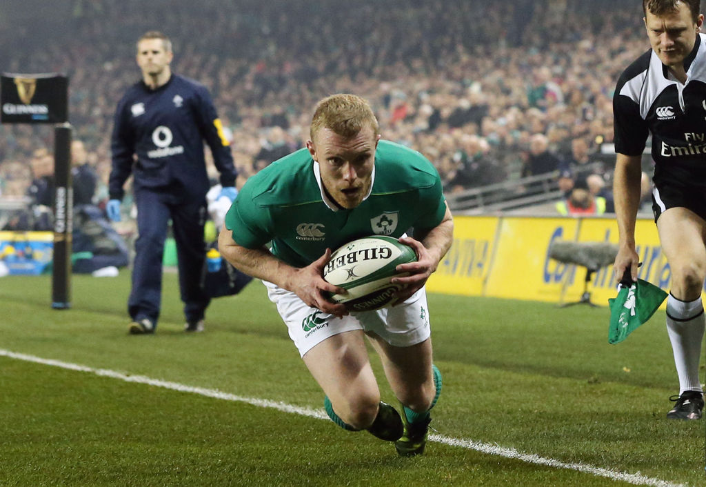 Sean Cronin backs Joe Schmidt to sink All Blacks for second time