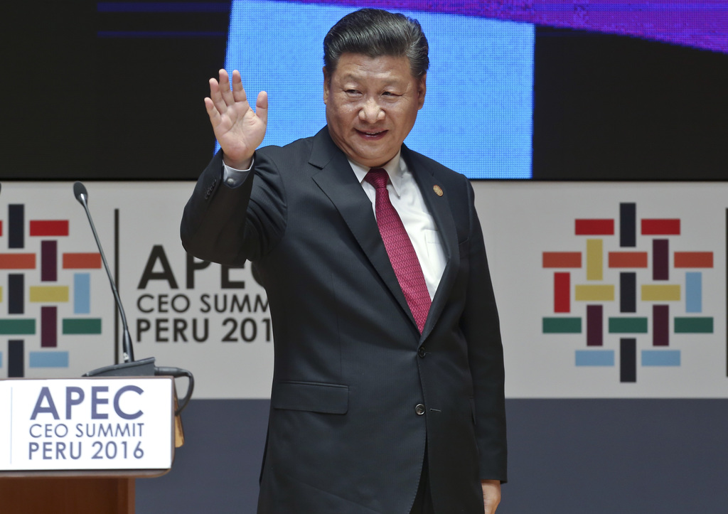 World leaders at APEC summit take aim at Trump over trade