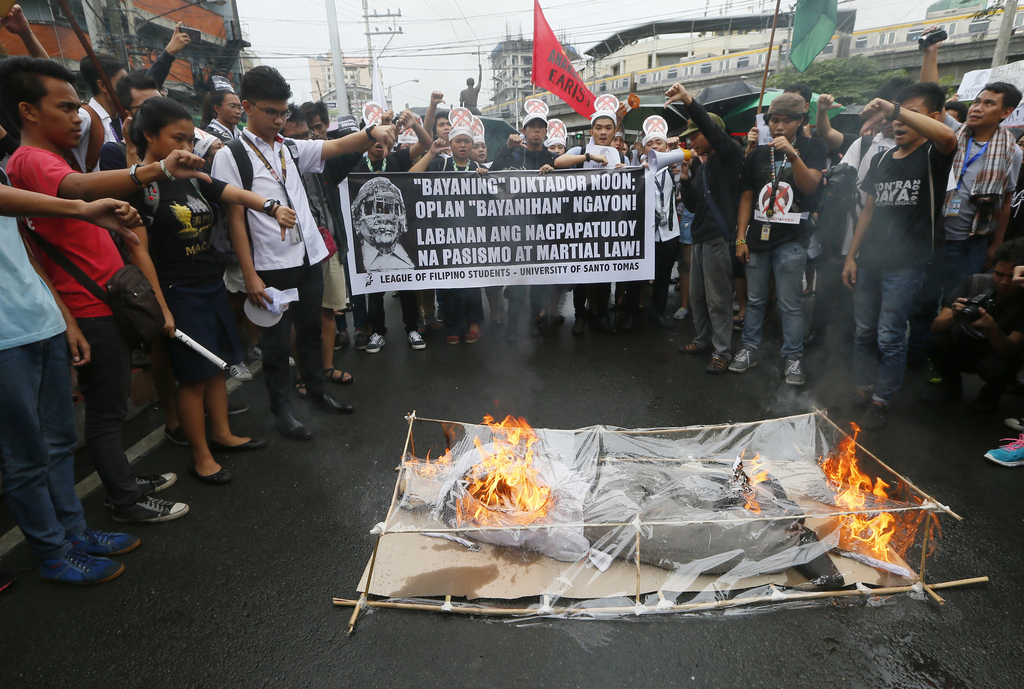 In the Philippines, a Youth Movement Stands Between