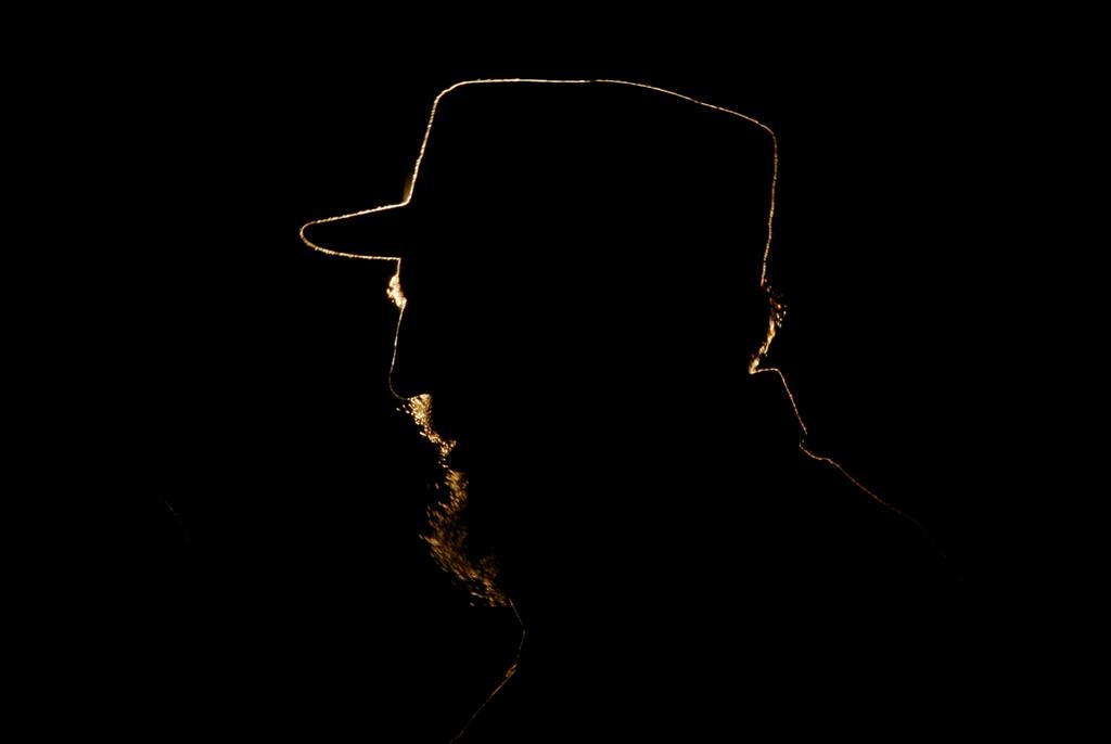 FILE - In this  Feb. 3, 2006 file photo, Cuba's leader Fidel Castro speaks in Havana, Cuba. Former President Fidel Castro, who led a re...