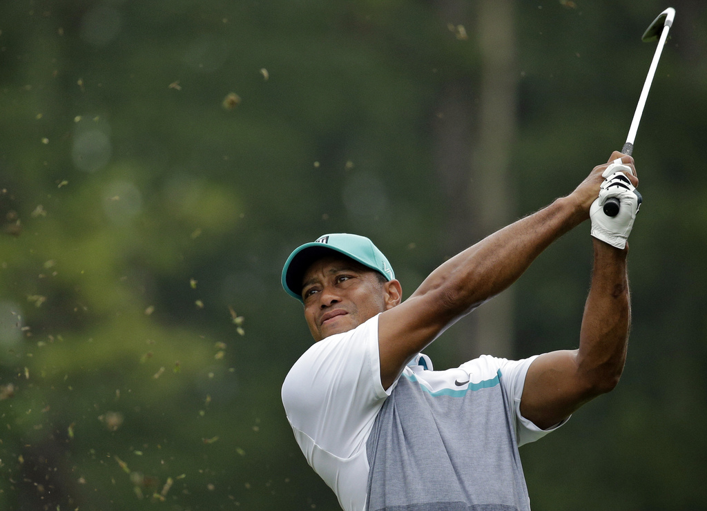 Tiger Woods at ease and raring to go at World Challenge