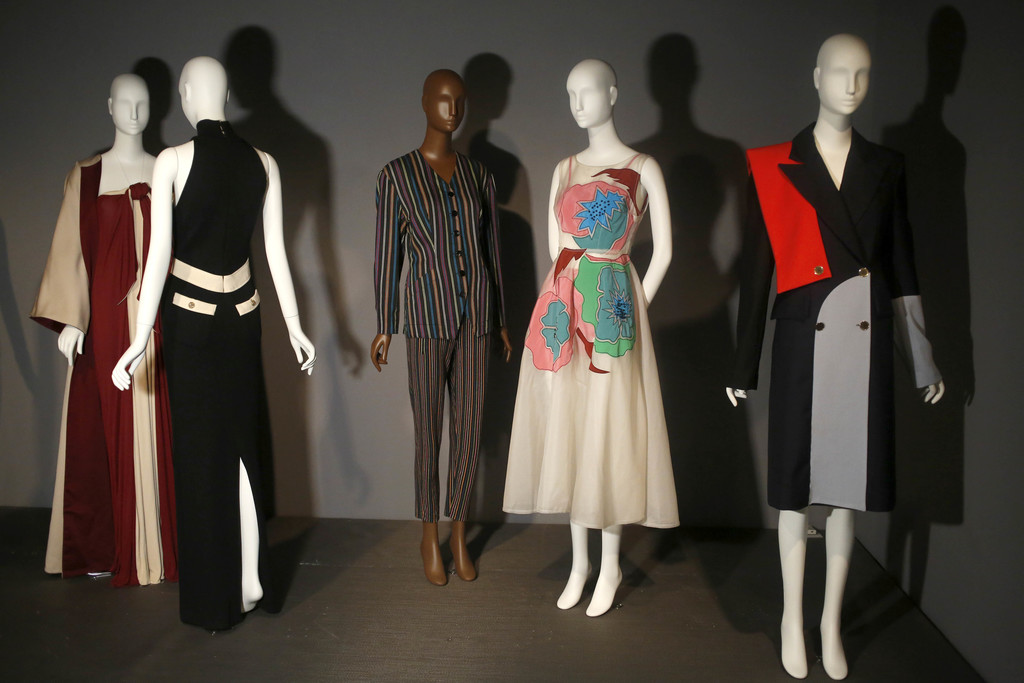 New Exhibition Explores Legacy Of Black Fashion Designers Taiwan News