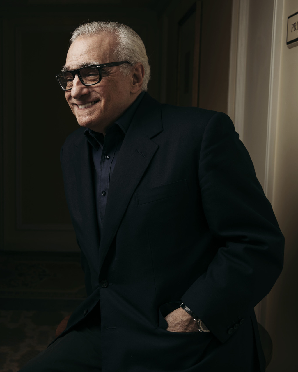 In this Dec. 9, 2016 photo, producer and director Martin Scorsese poses for a portrait in New York. (Photo by Victoria Will/Invision/AP...