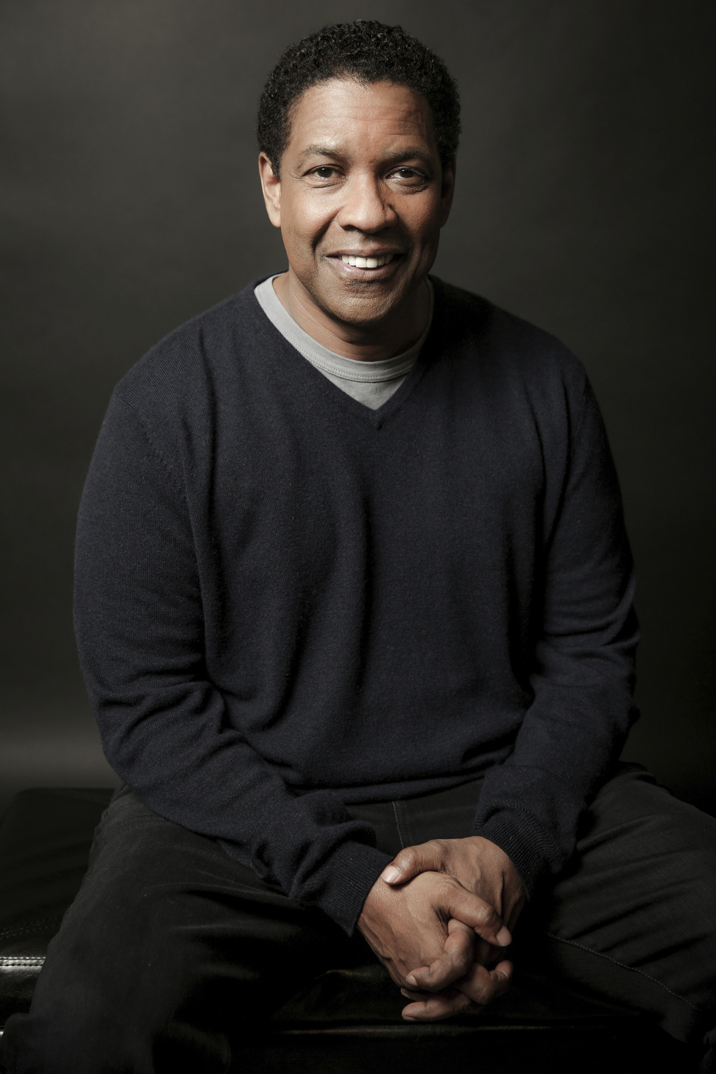 In this Saturday, Dec. 17, 2016 photo, Denzel Washington poses for a portrait at the Four Seasons in Los Angeles. Washington directed a...
