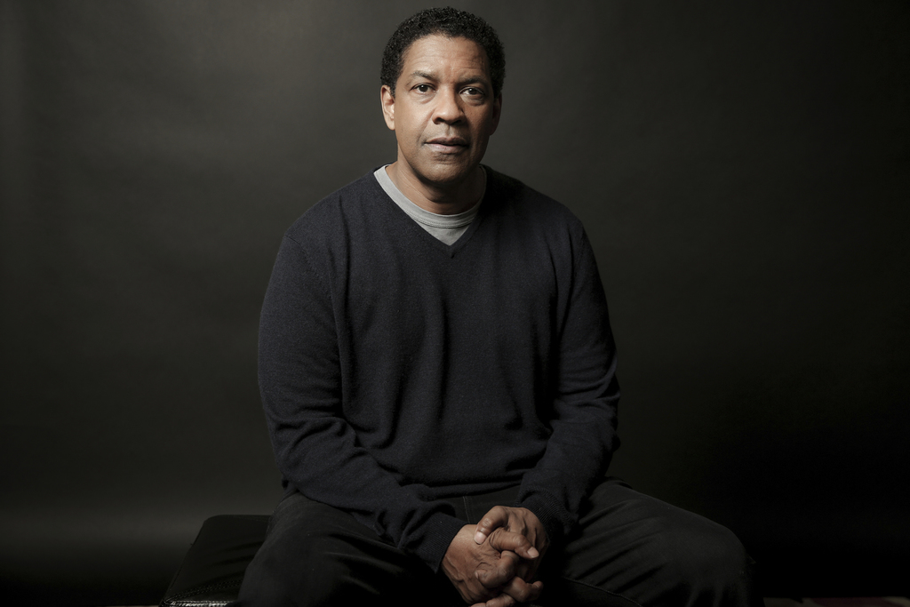 In this Saturday, Dec. 17, 2016 photo, Denzel Washington poses for a portrait at the Four Seasons  in Los Angeles. Washington directed ...
