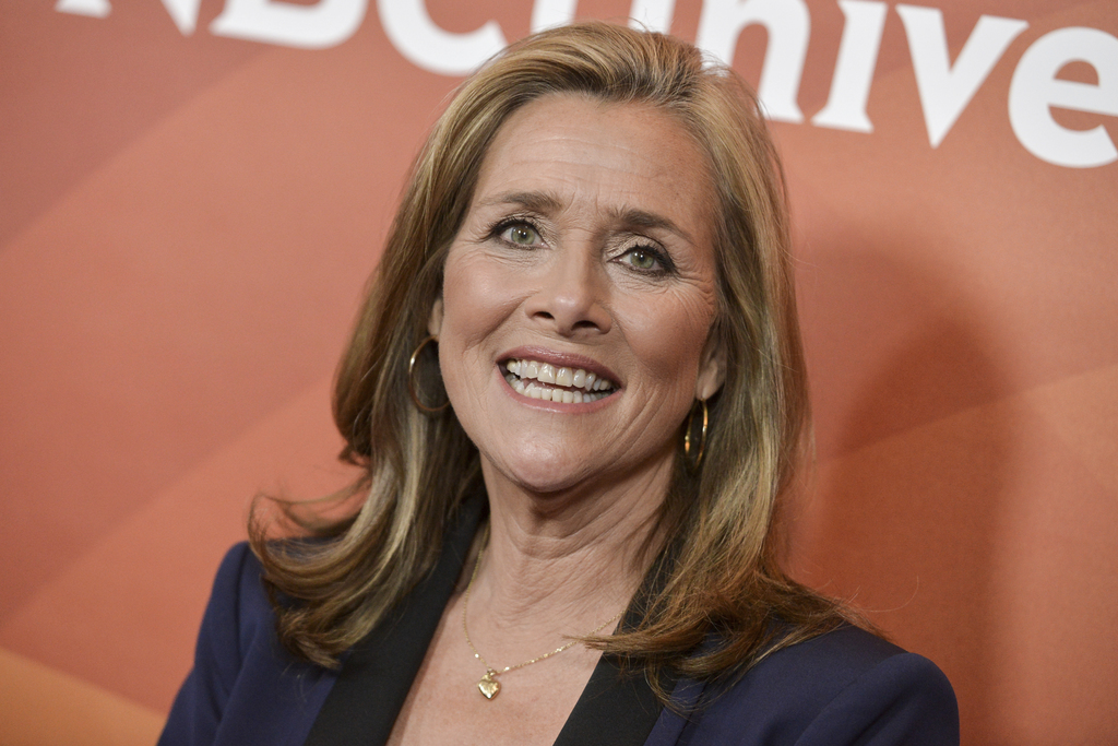 FILE - In this July 13, 2014, file photo Meredith Vieira attends the NBC 2014 Summer TCA in Beverly Hills, Calif. Two of Matt Lauer's f...