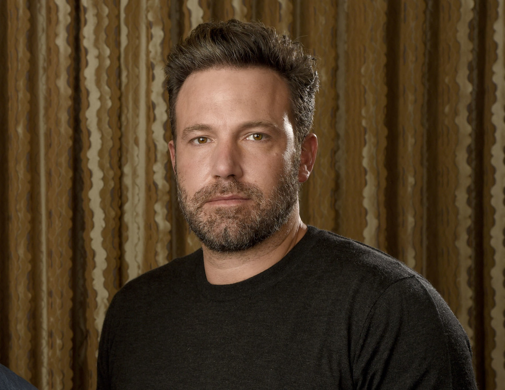 FILE - In this Sept. 30, 2016 photo, Ben Affleck poses at The Four Seasons Hotel in Los Angeles. Affleck is hoping to flip the script a...