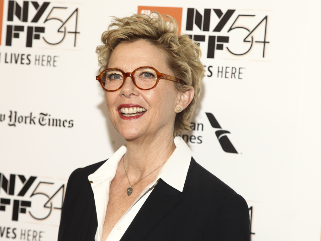 "FILE - In this Oct. 8, 2016, file photo, actress Annette Bening attends the world premiere of ""20th Century Women"", during the 54th New..."