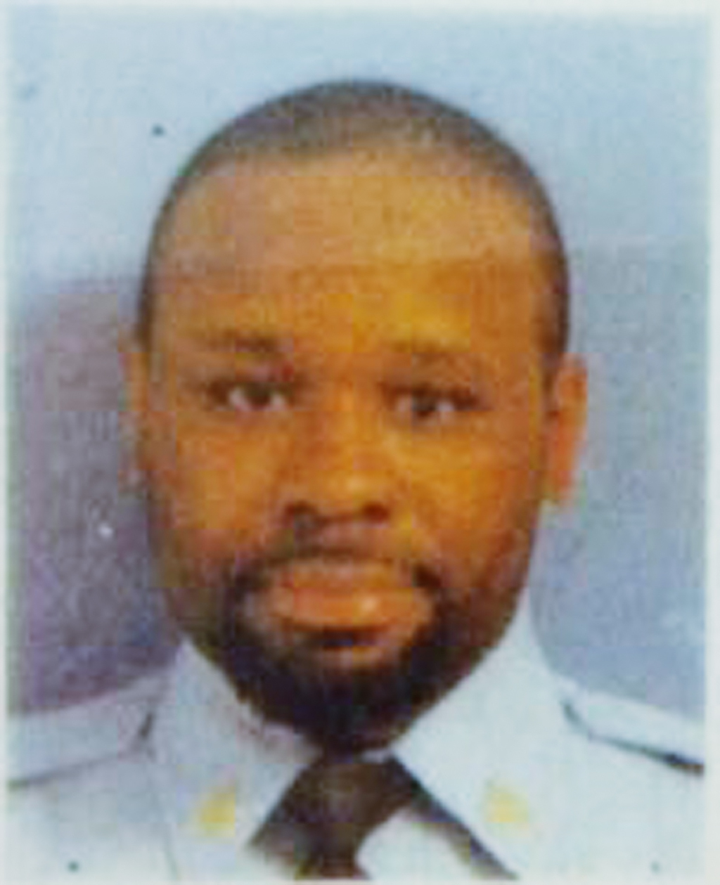 This undated photo provided by the Delaware Department of Correction shows Sgt. Steven Floyd. Floyd died in a hostage standoff at the J...
