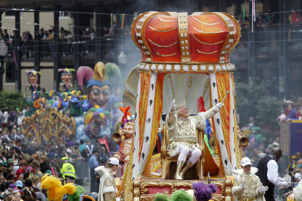 a look at the carnival season in new orleans