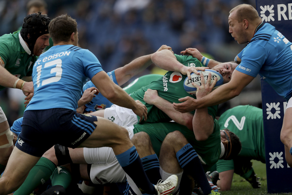 Ireland better than Wales, says Conor O'Shea after Six Nations loss