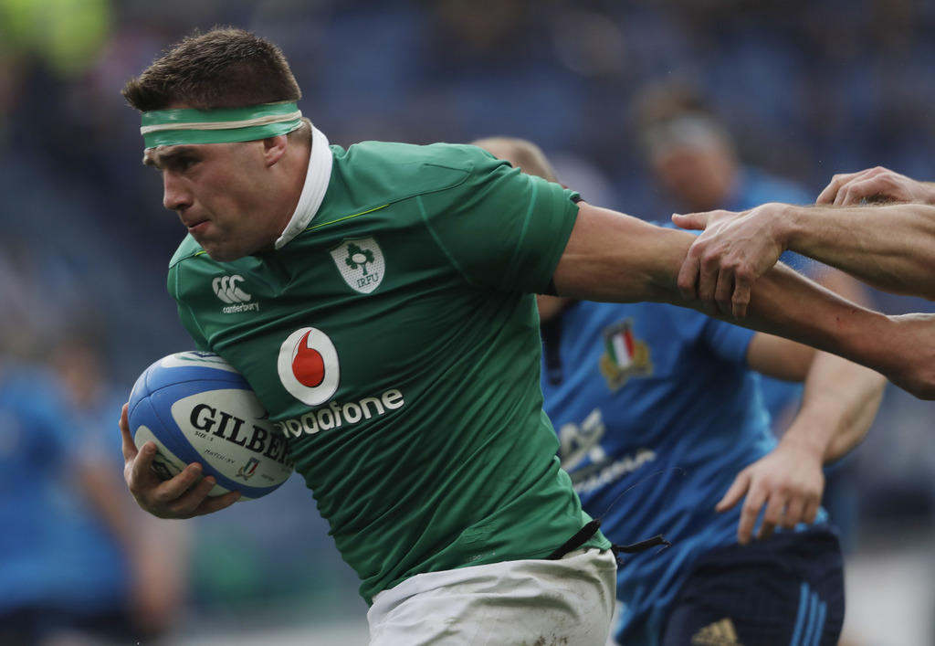 Italy vs Ireland Six Nations
