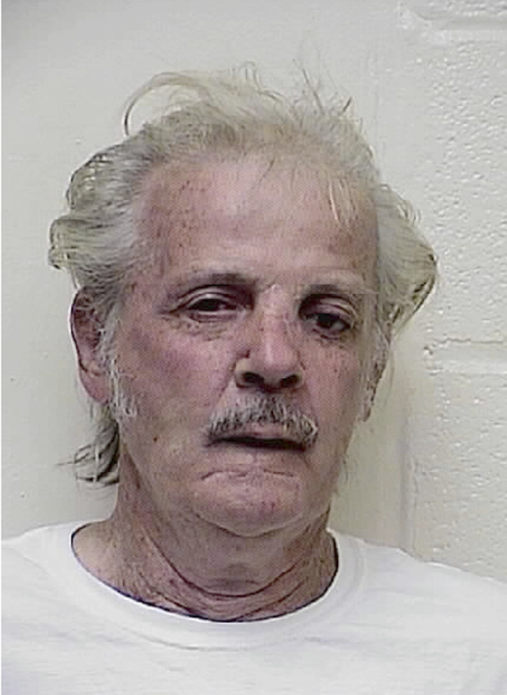This undated photo provided by the Washington County Sheriff's Office shows Roger Lee Largent in Hagerstown, Md. Largent's rape convict...