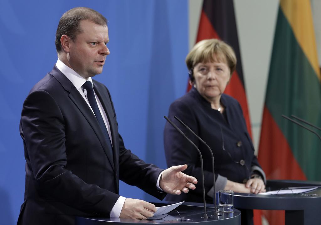 Merkel: False rape claim shows need for fake     | Taiwan News