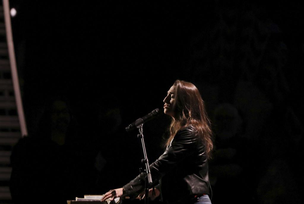 Legend, Miranda, Bareilles make Oscar rehearsals musical | Taiwan News
