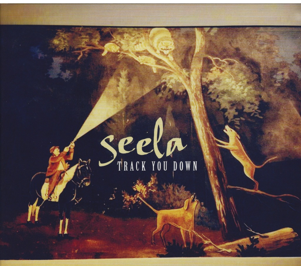 """This image released by LCMedia shows """"Track You Down,"""" a self-released album by Seela. (LCMedia via AP)"""