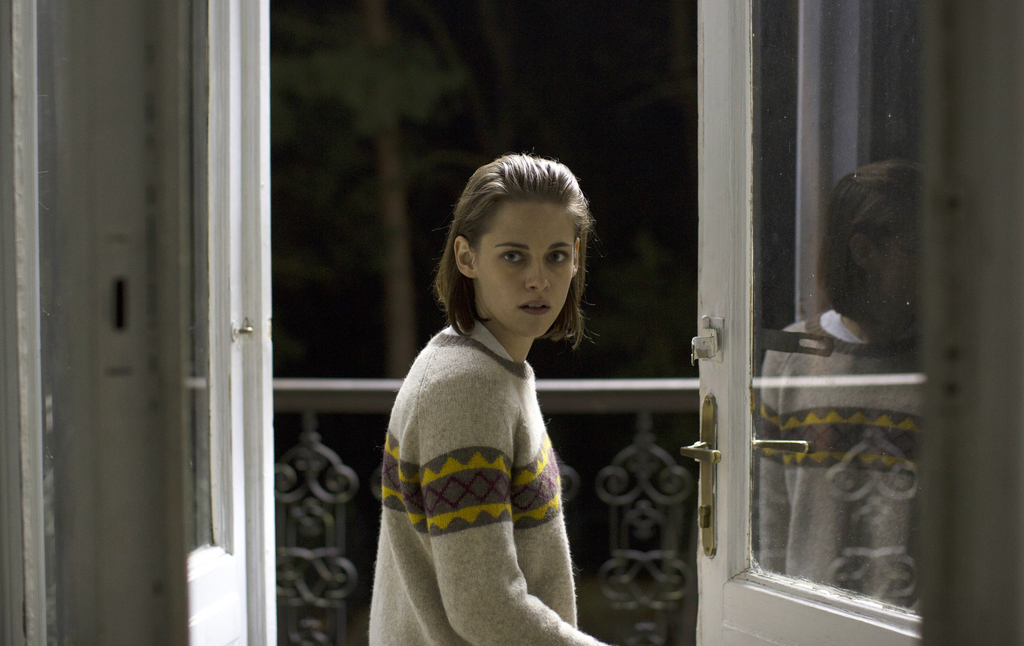 """This image released by IFC Films shows Kristen Stewart in a scene from """"Personal Shopper."""" (Carole Bethuel/IFC Films via AP)           ..."""