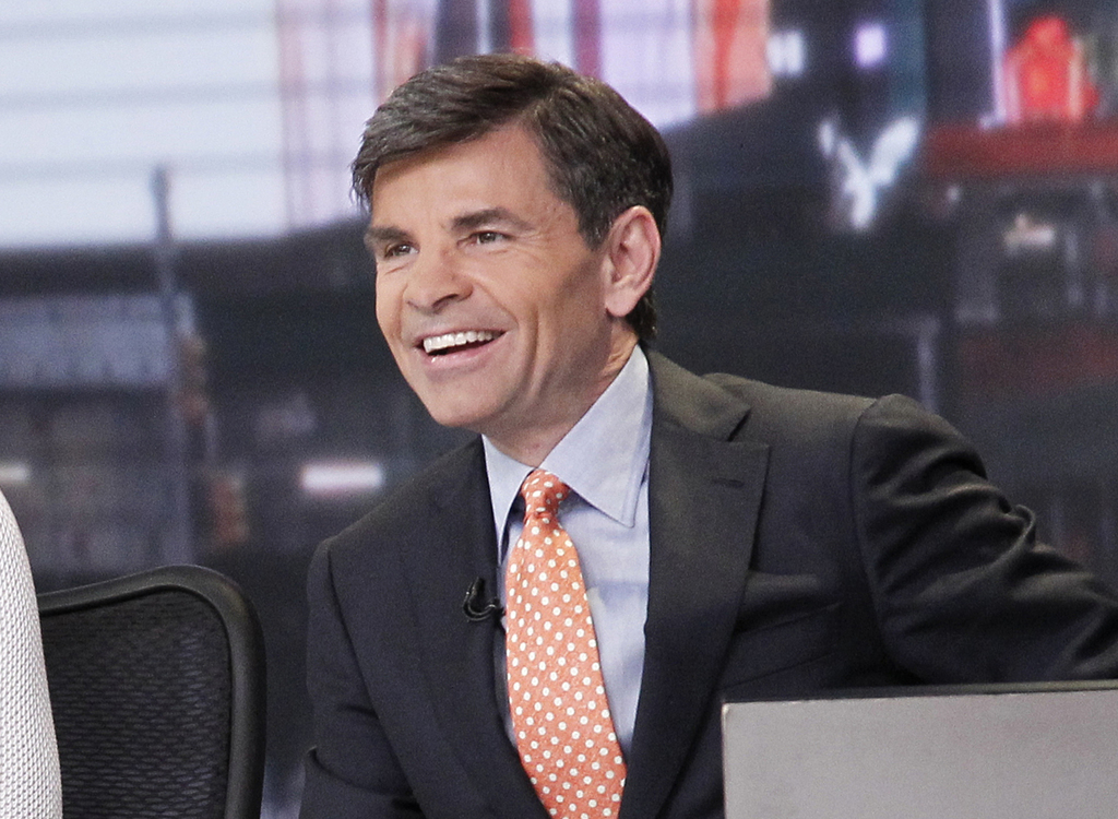 """This 2014 image released by ABC shows George Stephanopoulos anchor """"Good Morning America,"""" in New York. Stephanopoulos' """"Good Morning A..."""