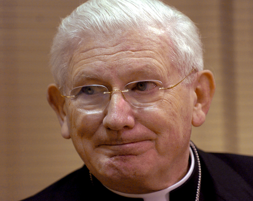 Cardinal Keeler, retired Archbishop of Baltimore, dies aged 86