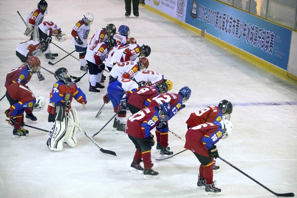 NHL poised to skate into China fb0005423
