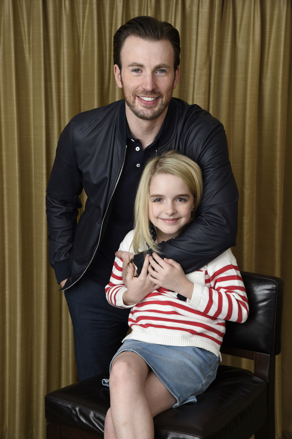 'Gifted' unites Chris Evans with a new young ... | Taiwan News