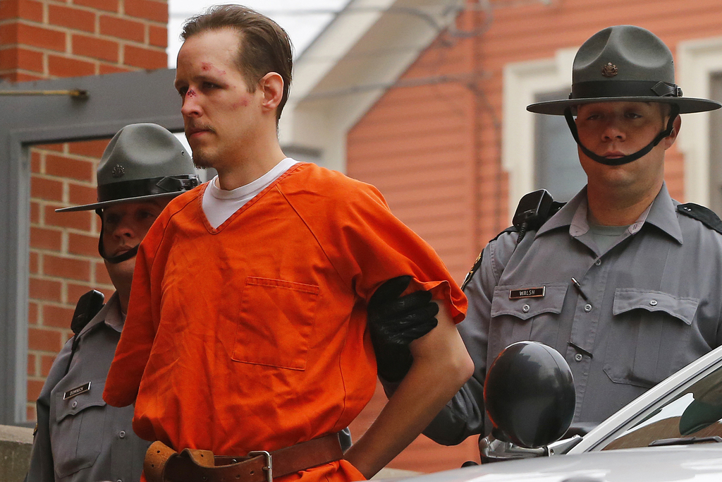 Survivalist convicted in deadly trooper ambush