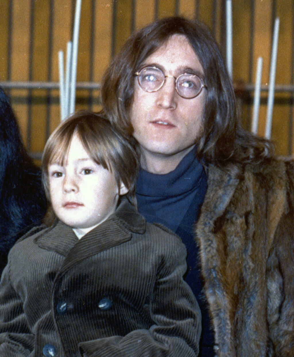 Julian Lennon Honors His Mom The Environment