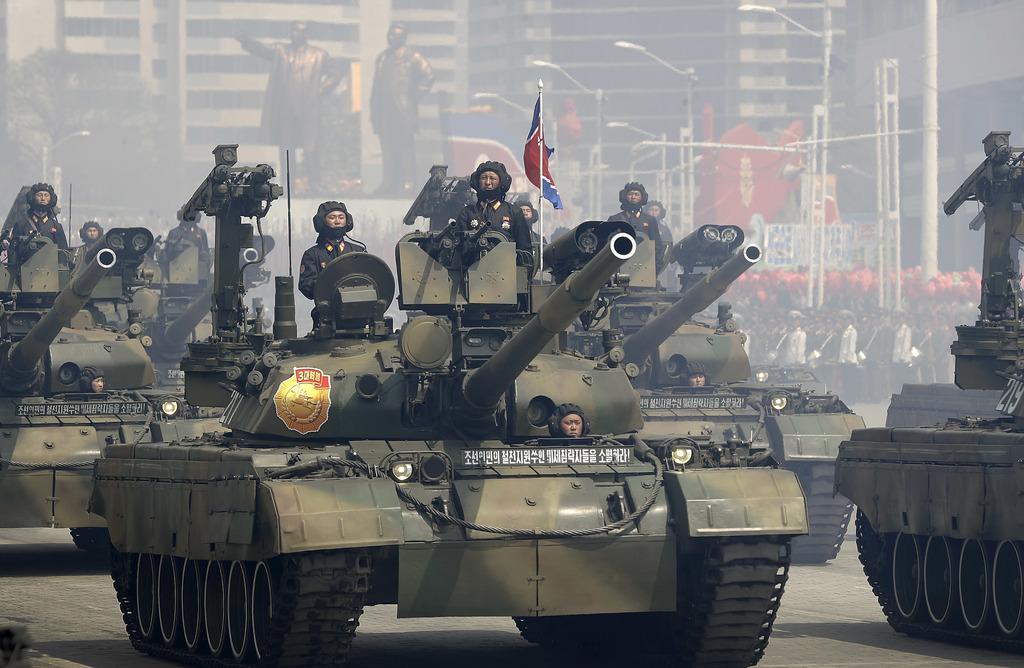 Armée nord coréenne / Korean People's Army (KPA)  - Page 9 140b1844b6984055b0381cdafdc0a201