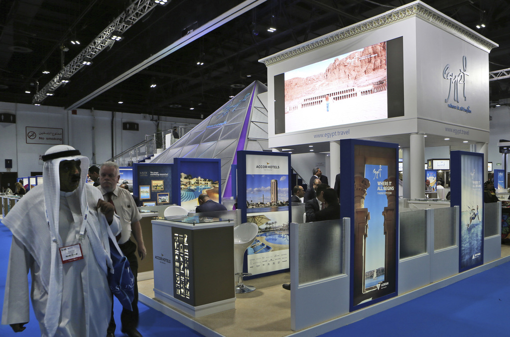 Exhibition Stand Design Egypt : Egypts tourism officials insist popular site taiwan news