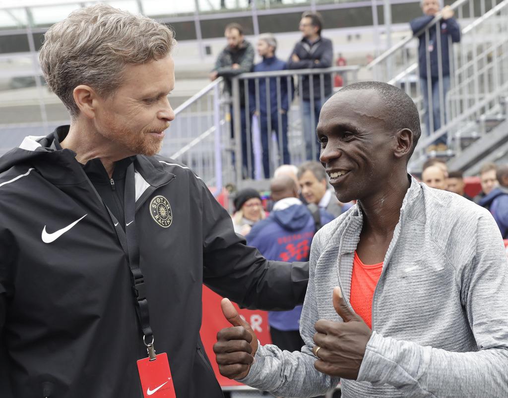 File In This Sa Ay May 6 2017 File P O Olympic Marathon Champion