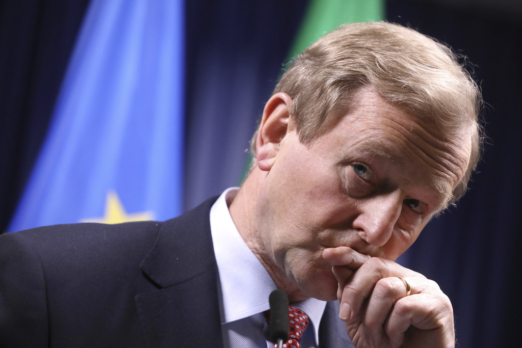 Kildare South TD Martin Heydon pays tribute to retiring Taoiseach Enda Kenny