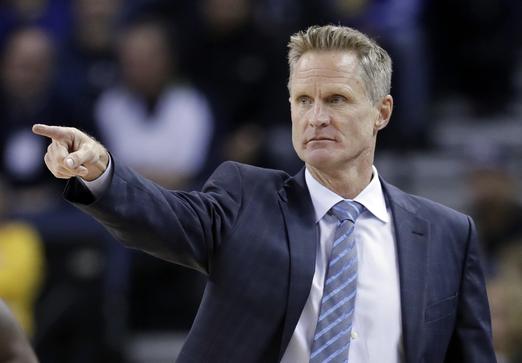 Steve Kerr Warriors coach to miss NBA Finals opener