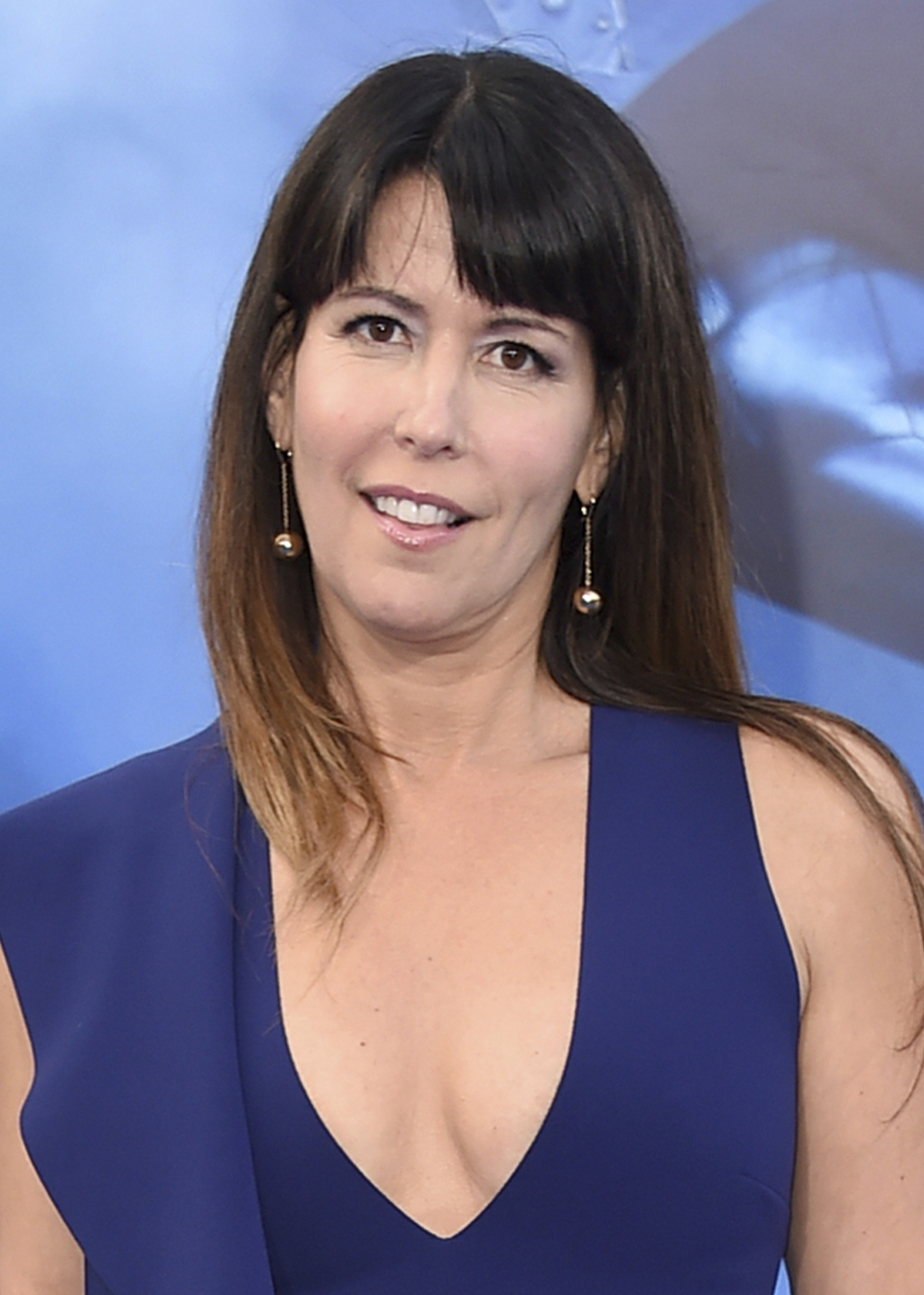 """FILE - In this May 25, 2017 file photo, director Patty Jenkins arrives at the world premiere of her film, """"Wonder Woman"""" in Los Angeles..."""