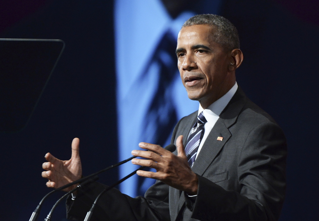 Obama says Paris climate agreement still has a chance