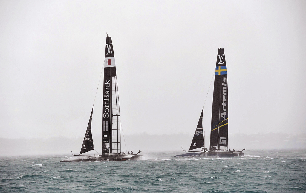 America's Cup 2017: Great Britain eliminated by New Zealand