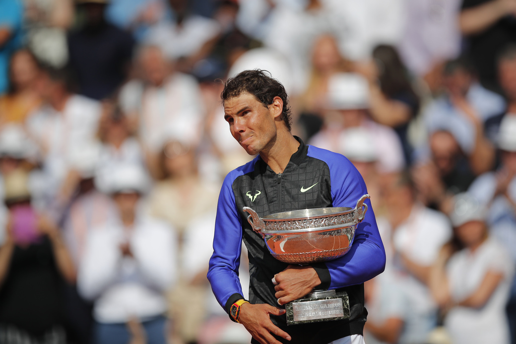 Nadal not expecting to win Wimbledon again