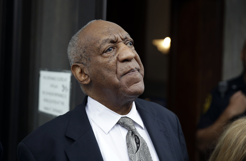 Celebrities React To Bill Cosby Mistrial With Total Indignation