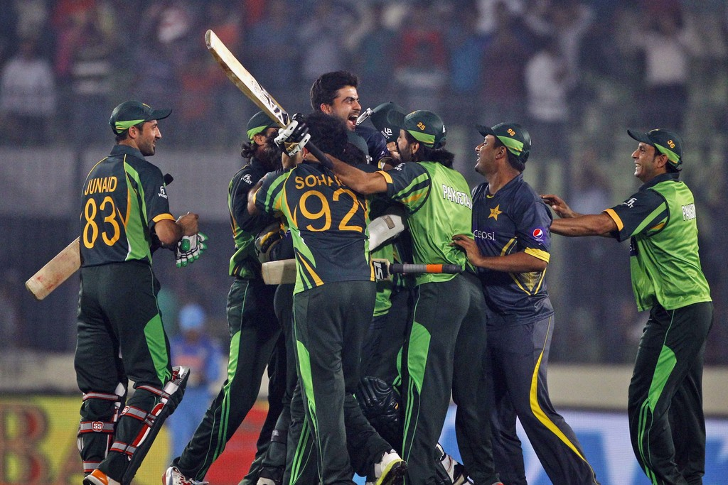 Coach: Pakistan mindset better for CT final after India loss