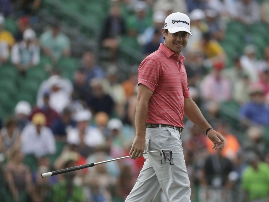Thomas' record yet to sink in as he eyes first major title