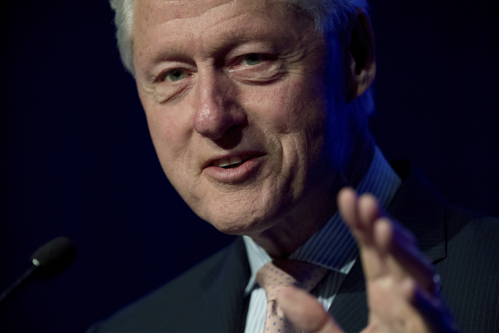 the scandals that plagued the presidency of bill clinton