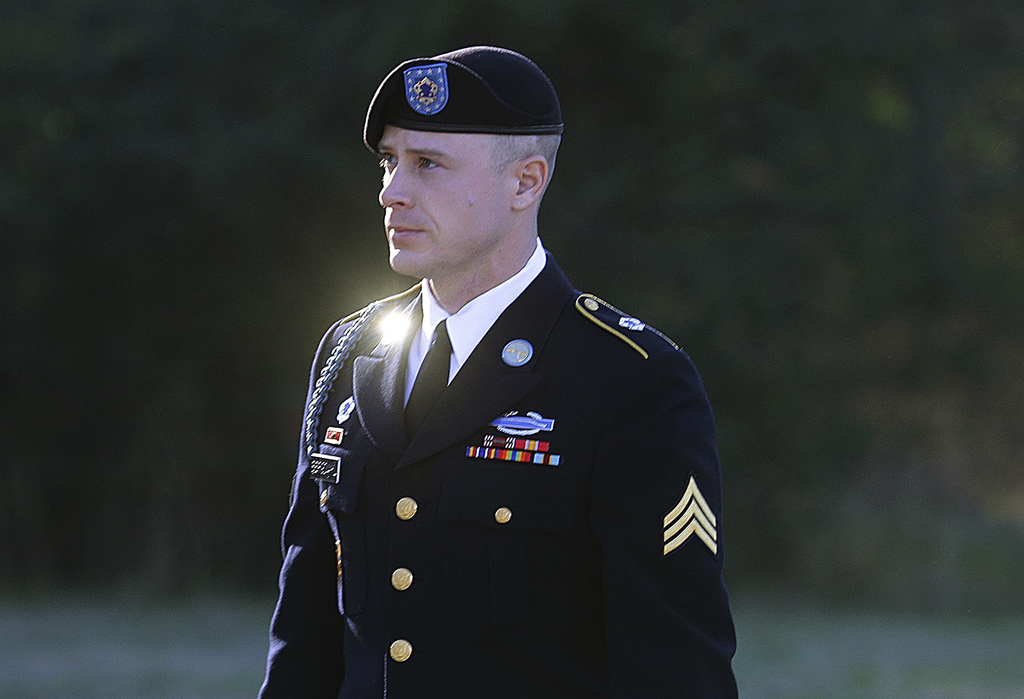 Navy Seal tells of wound during Bergdahl search